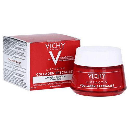 Kem Dưỡng Vichy Collagen Liftactiv Collagen Specialist 50ml