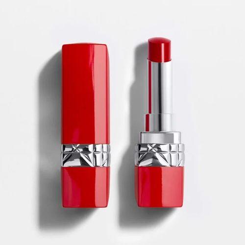 Son Dior Ultra Rouge 863 Ultra Feminine Màu Đỏ Hồng ( New)