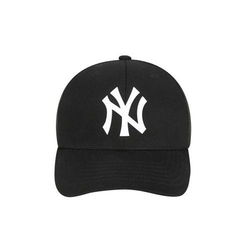 Mũ MLB Basic Mesh Curved Cap New York Yankees 32CP75011-50L Màu Đen