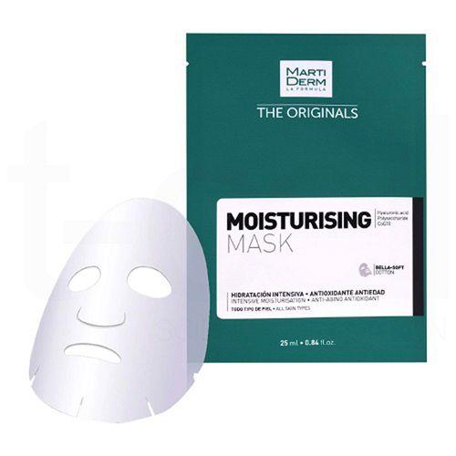 Mặt Nạ Dưỡng Ẩm Trắng Da Martiderm The Originals Moisturising Mask (Hộp 10 Miếng)