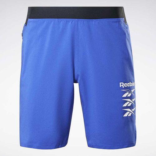 Quần Shorts Reebok Epic Lightweight Graphic Shorts Blue GS6583 Size M