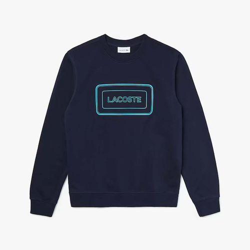 Áo Nỉ Lacoste Men's Motion Regular Fit Crew Neck Cotton Sweatshirt SH8806-51 Size S