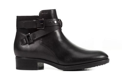 Boots Nữ Geox D Felicity NP ABX B Màu Đen Size 38