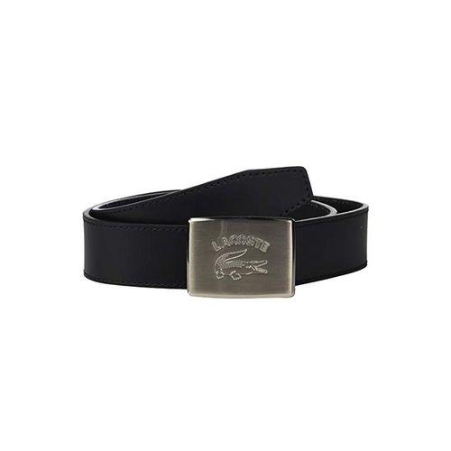 Thắt Lưng Lacoste Men's Retro Big Croc Buckle Belt Belt RC3010-H02