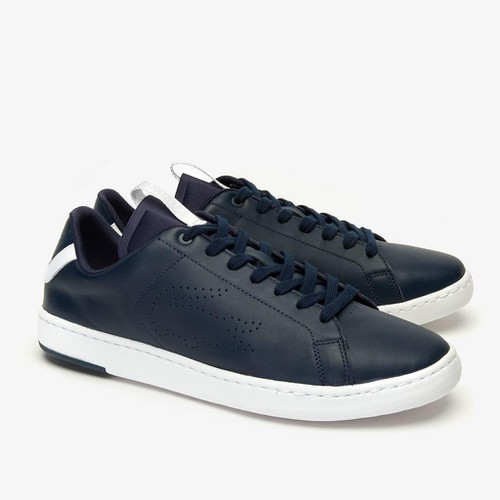 Giày Thể Thao Lacoste Carnaby  Evo Lightweight 119 Màu Navy Size 42.5