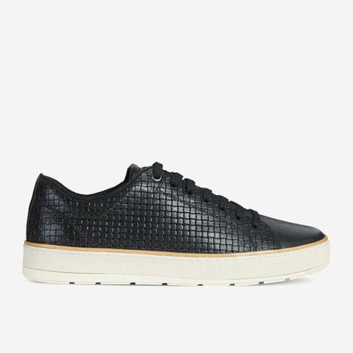 Giày Sneakers Nam Geox U ARIAM C WOVEN PR.BUFF+BUFF Màu Đen Size 39