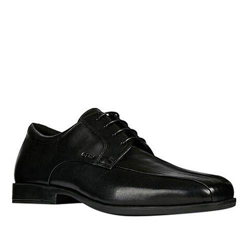 Giày Tây Nam Geox U CALGARY A SMO.LEA Màu Đen Size 41