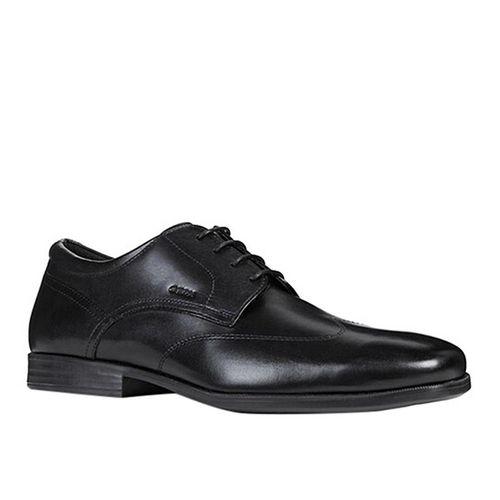 Giày Tây Nam Geox U CALGARY C SMO.LEA Màu Đen Size 44