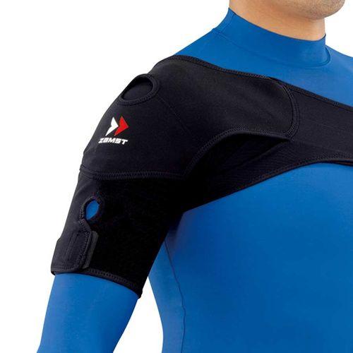 Đai Bảo Vệ Khớp Vai Zamst Shoulder Wrap Màu Đen Size S