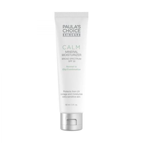 Sữa Dưỡng Ẩm Ban Ngày Chống Lão Hóa Paula's Choice Calm Mineral Moisturizer SPF 30 - Oily Skin