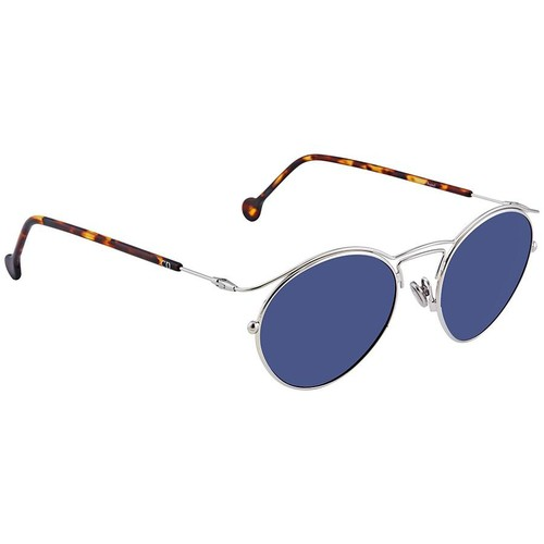 Kính Mát Dior Origins Blue Avio Oval Ladies Sunglasses