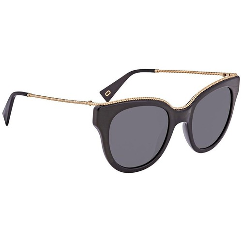 Kính Mát Marc Jacobs Grey Cat Eye Ladies Sunglasses MARCMARC 165/S 807-IR 51